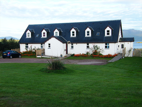 linnhe croft cottages